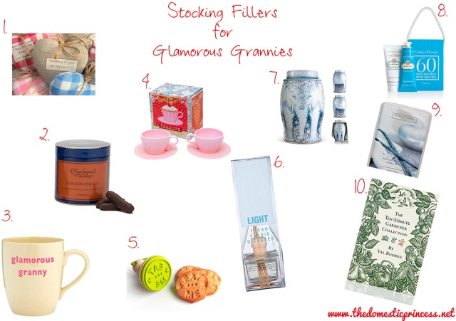 Stocking Fillers - Grannies