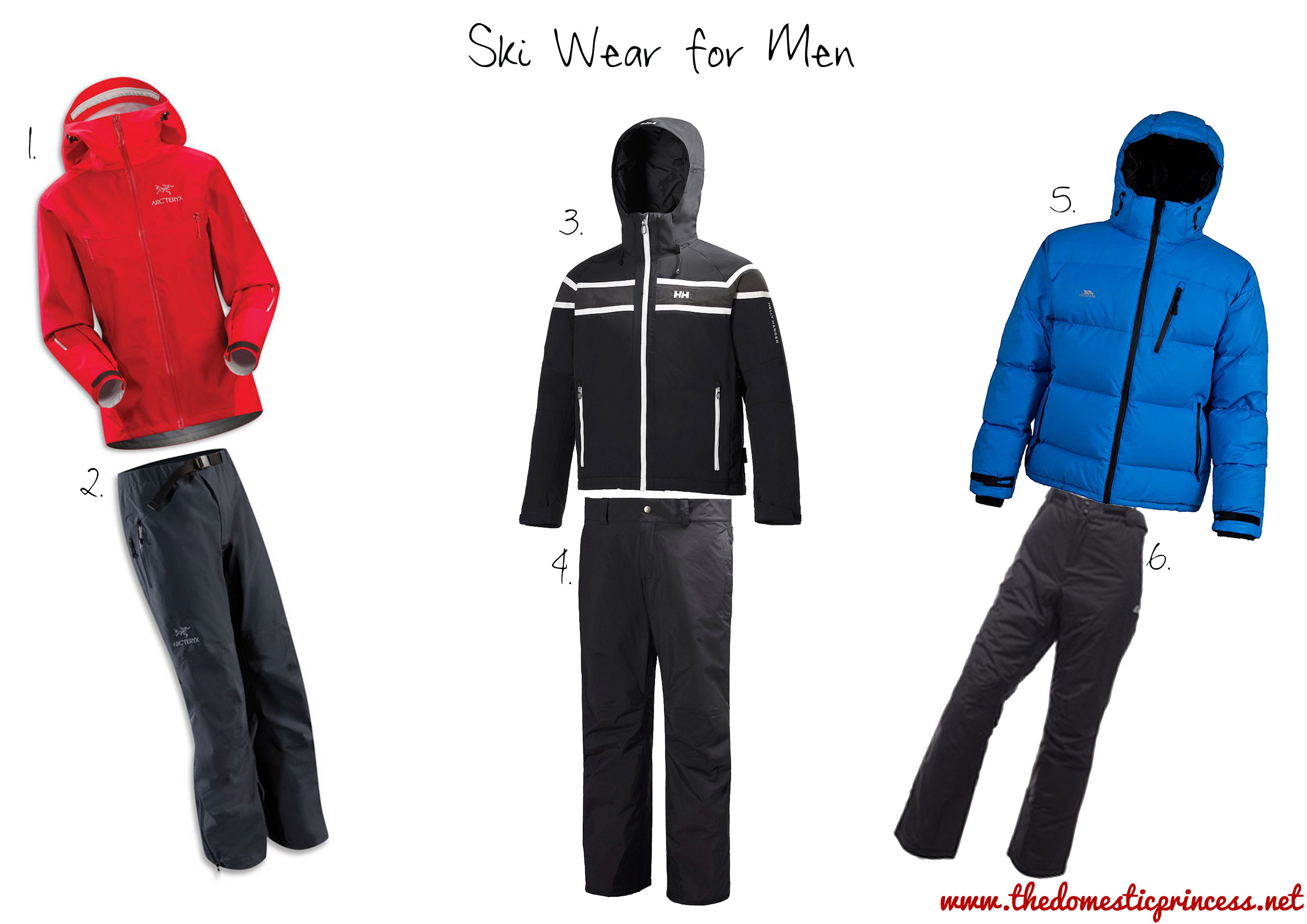 Image Gallery ski clothes