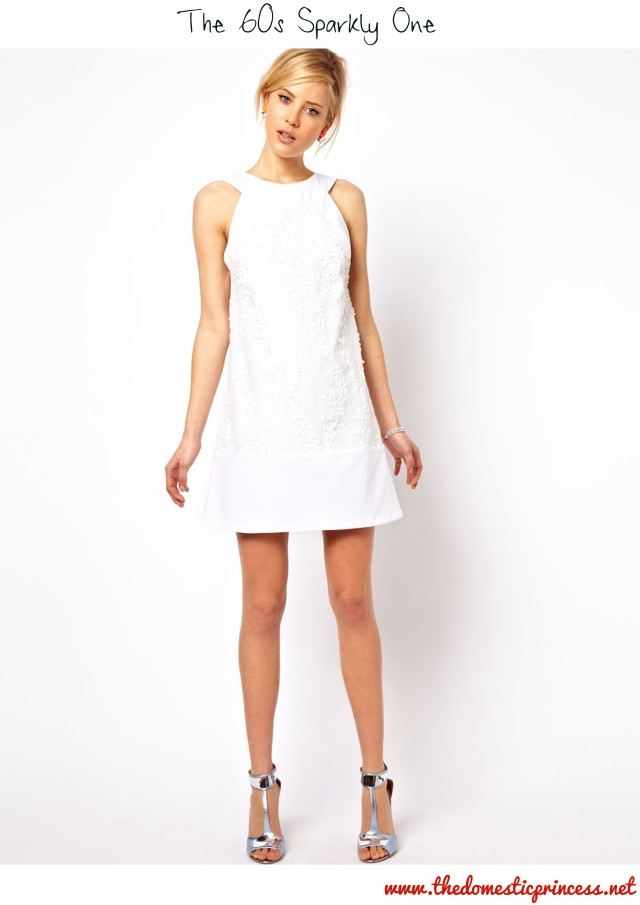 60s Sparkly Dress